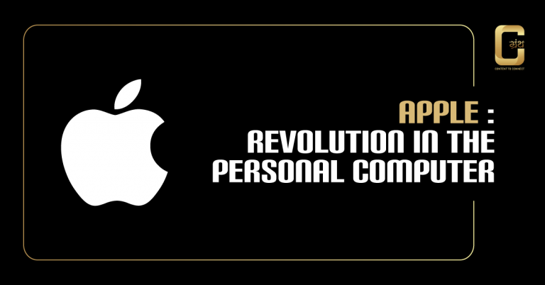 Apple: The revolution in the personal computer