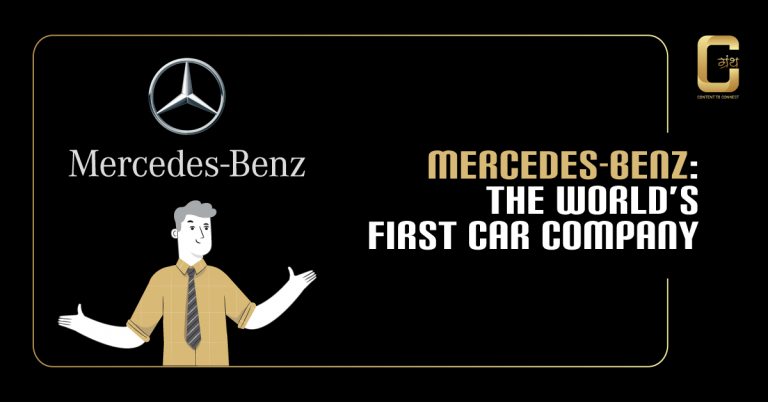 Mercedes-Benz: The world's first car company