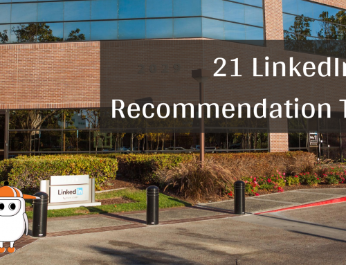 21 LinkedIn recommendation template you can use the right way