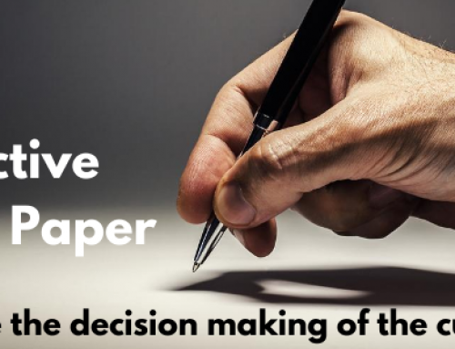 Effective White Paper – Influence the decision making of the customer