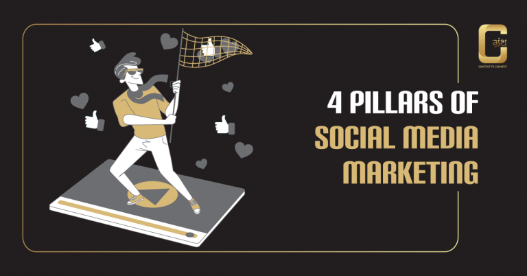 4 pillars of Social Media Marketing