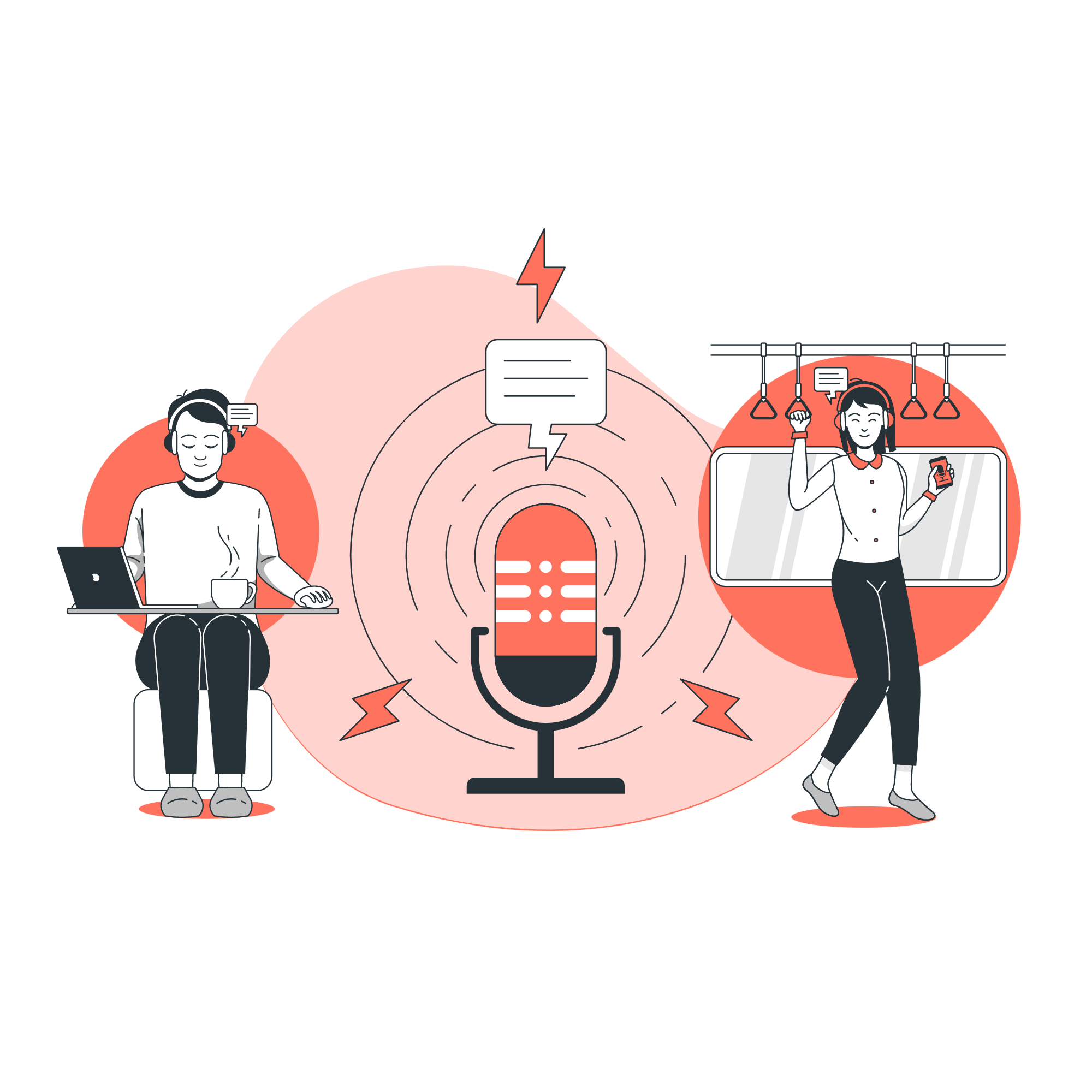 How to engage audience   Video & podcast script writing (2022)