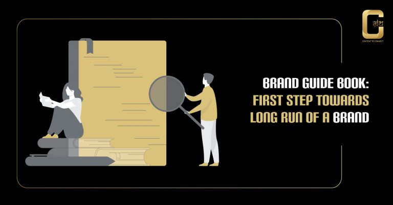 Brand Guide Book: First step towards long run of a Brand (2020)