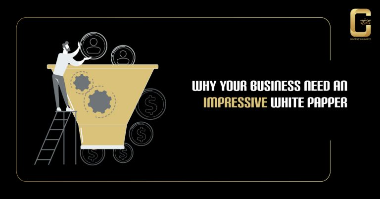 Why your business need an impressive white paper (2020)