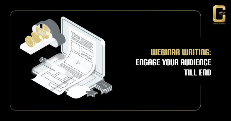 Webinar Writing: Engage your audience till END (2020)