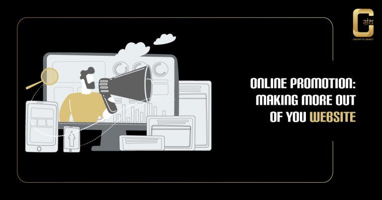 2021 Online promotion: Making more out of you website